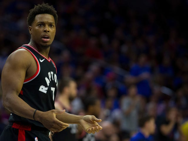 The Raptors Are Doing Whatever The Hell This Is Again