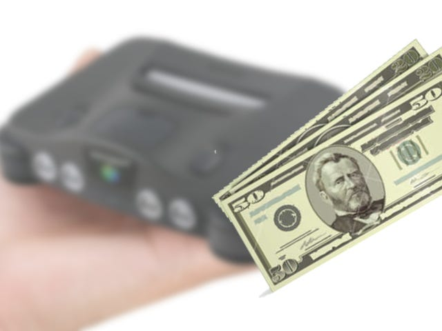 The Problems of a Nintendo 64 Mini - Part IV - The Price