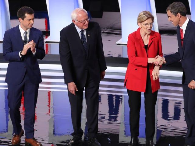 Cómo transmitir el Ayuntamiento de Candidatos Demócratas 2020 de esta noche sobre el cambio climático