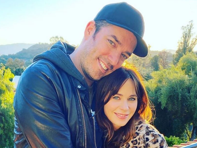 Happy New Year to Zooey Deschanel and Jonathan Scott, Specifically