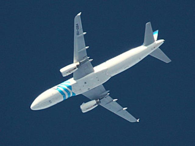 Forensics Official: Flug MS804: Hinweise auf eine Explosion