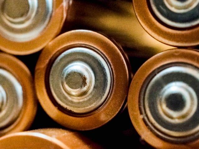 Slik løser du korroderte batterikomponenter