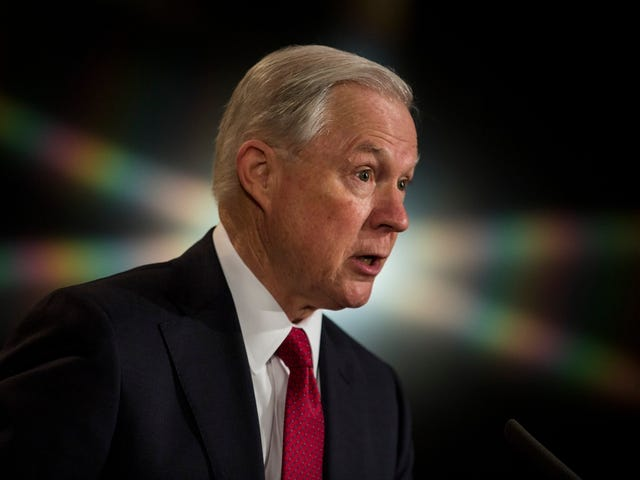 Jeff Sessions, Anti-Weed Crusader, Was a Shill For Big Tobacco