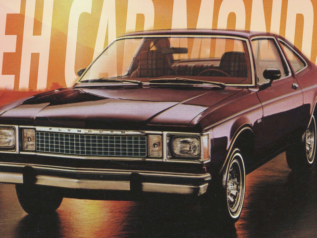 Meh Car Monday: Fly With The Plymouth Volaré Into Clouds Of Apathy