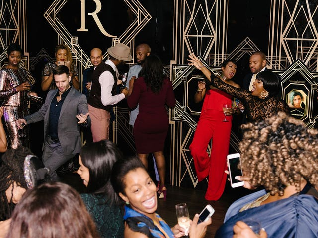 The Hangover: We've Finally Recovered from The Root 100 Gala (and Gee, Did We Clean Up Nice)