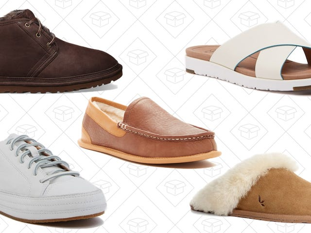 Get Comfortable With Your Footwear During This UGG Sale at Nordstrom Rack