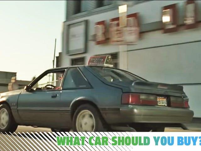 मेरा पिज्जा डिलीवरी वाहन टूट गया!  मुझे कौन सी कार खरीदनी चाहिए?
