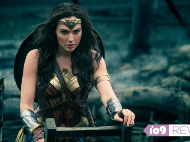 The Wonder Woman Movie Is Even Better Than You Hoped It Would Be