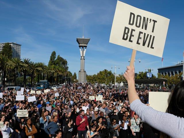 Tidigare Google Exec säger att han tvingades för att motsätta sig företagets Pivot to Evil