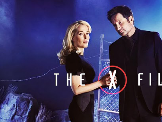 This Week's TV: Throat Punch the Future, The X-Files Is Back!