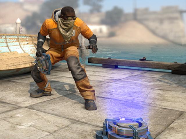 Counter-Strike: Global Offensive får en flok Apex Legends-inspirerede ting tilføjet til sit slag