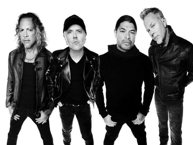 Metallica's latest is quality thrash that gets a little tiring