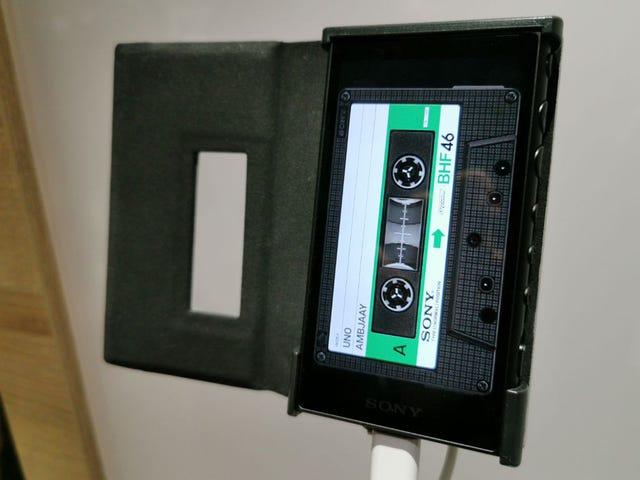 El Walkman 40 aniversario es un golpe bajo a la nostalgia que te hará repensar la idea de comprar un MP3
