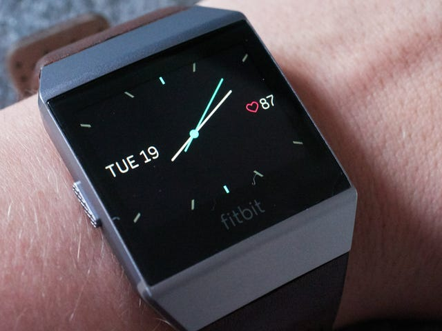 Fitbit Smartwatches Get Menstrual Cycle Tracking and 'Quick' Messaging