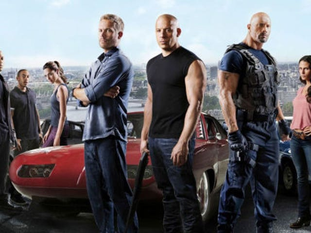 I'm watching every Fast and Furious film, including both short films, in one day.