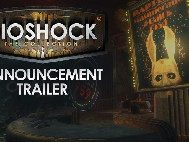 No Gods or Kings, Only Deals - Replay All Three Bioshock Games For $20 On PS4