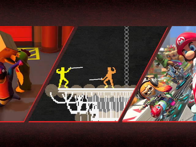 The Best Competitive Local Multiplayer Games