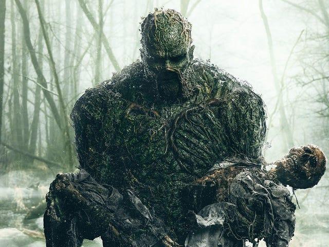 El programa de televisión Swamp Thing ha sido cancelado [actualizado]
