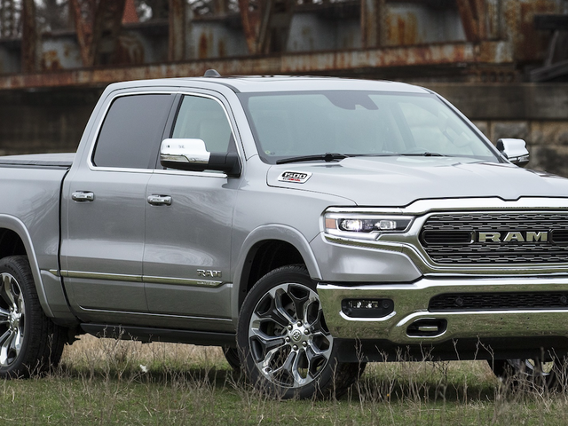 The New Ram 1500 Finally Gets the EcoDiesel and Now It Makes 480 lb-ft of Torque