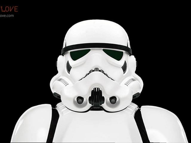 새로운 Stormtrooper 로의 오래된 Stormtrooper 변환보기