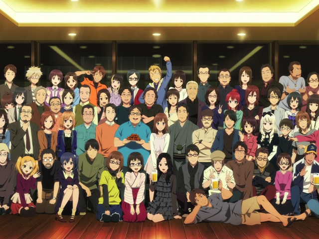 Shirobako gets an anime movie