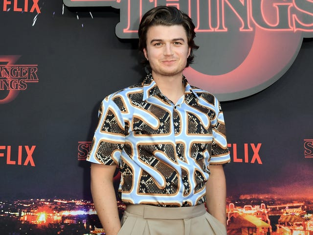 The new song from Stranger Things' Joe Keery is pretty good, because apparently he can do anything