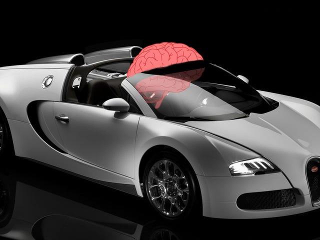 Bugatti Veyron, Neredeyse Düşünce Hızıyla Seyahat Ediyor
