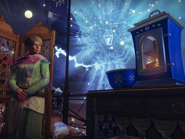 Destiny 2's New 'Dawning' Event Is A Blast