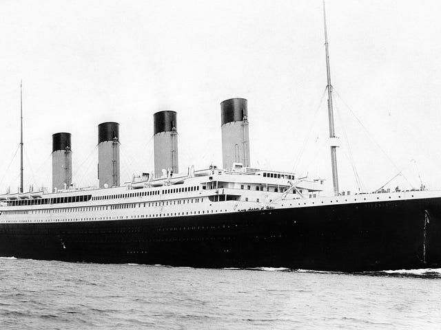 Los restos del Titanic är avsedda för mikroorganismer och proto desaparecerán