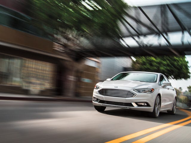 Ford Denies Your Next Fusion Will Be Made In China [UPDATED]