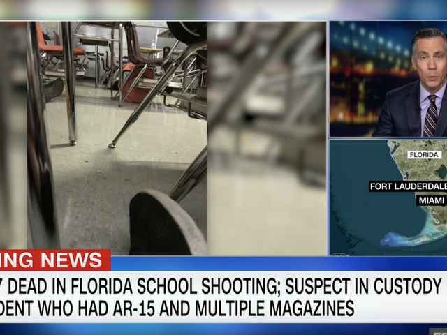 Schools Are Supposed to Be Safe