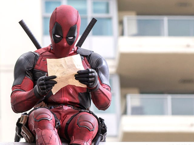 Ryan Reynolds är en fin dansare i <i>Deadpool 2</i>