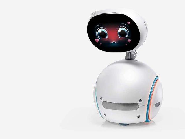 Asus Just Announceda MacBook Cloneand Adorable Home Robot