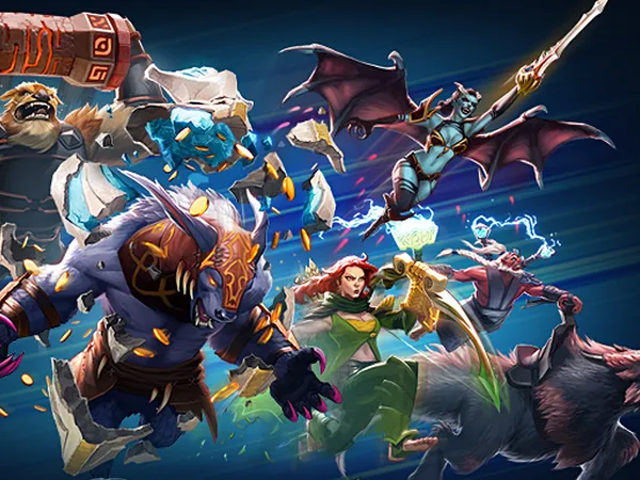 Up-And-Coming Squad Looks To Break Out At This Weekend's Big Dota 2 Tournament