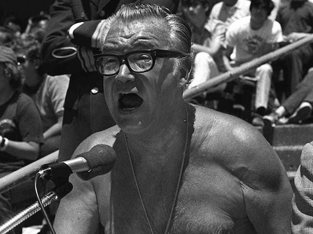 When Harry Caray Was A Rebel With A Microphone