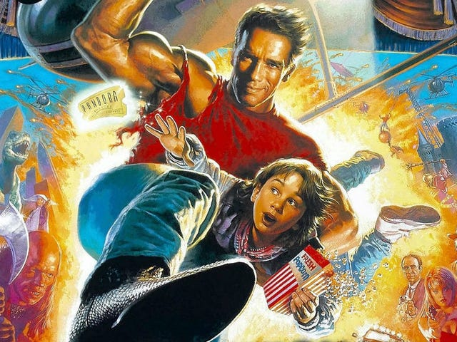 Last Action Hero and Ready Player One Screenwriter Shocked to Find Last Action Hero Reference in Ready Player One