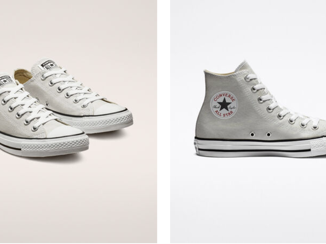 Slip Into a New Pair Of Converse During This 30% Off Clearance Sale