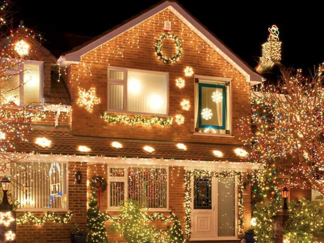 Get a 33-Foot-Long String of Fairy Lights For Only $6