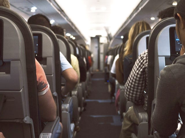 The Person Reclining Their Airplane Seat Is Not Your Enemy