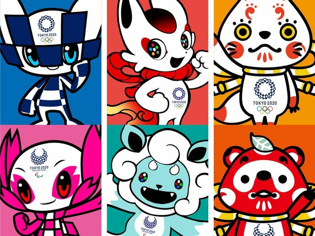 Which Potential Olympic Mascot Has The Best Superpowers?