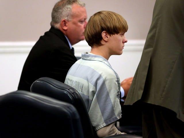 White Supremacist Dylann Roof för att begå sig skyldig att pröva mordavgifter: Rapport