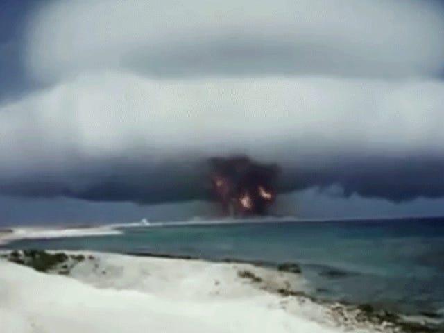 Apa Letupan Bom Nuklear Bunyi Seperti?