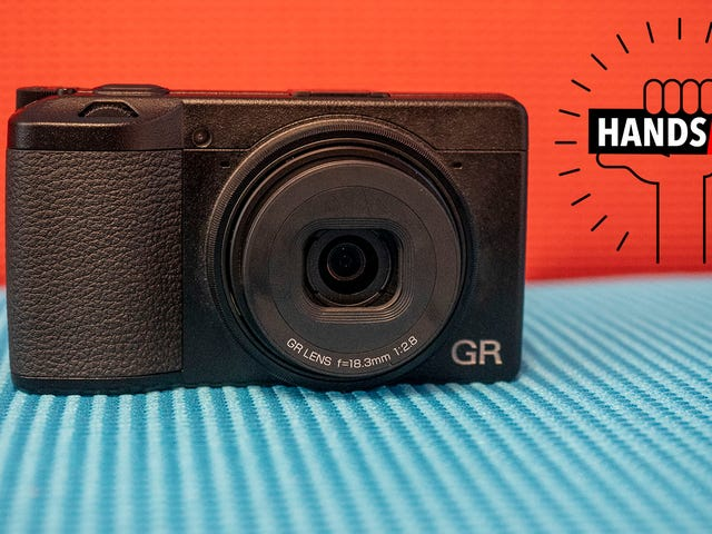 Ricoh Finally Updated Its Cult Favorite Compact Camera, and It's a Beauty