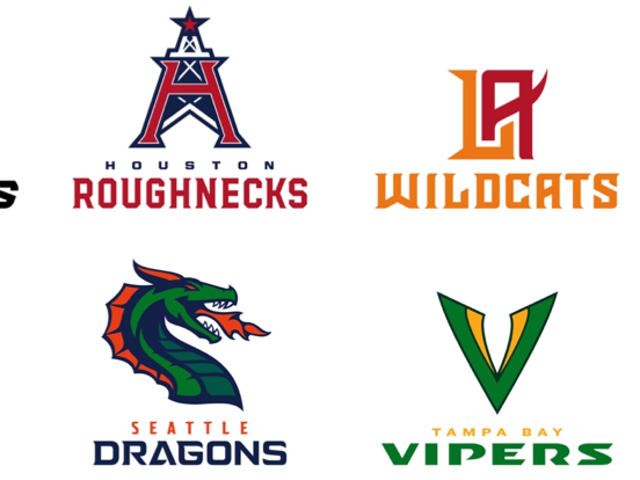 The New XFL Team Names And Logos Are Something Worse Than Bad