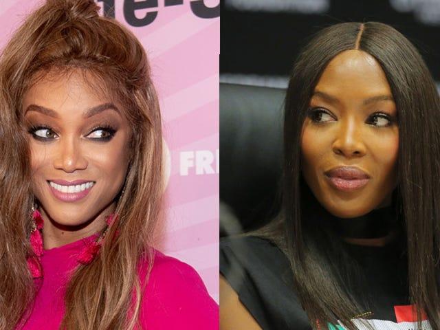 Unwrapping the Beef: Mối hận sôi sục giữa Naomi Campbell và Tyra Banks