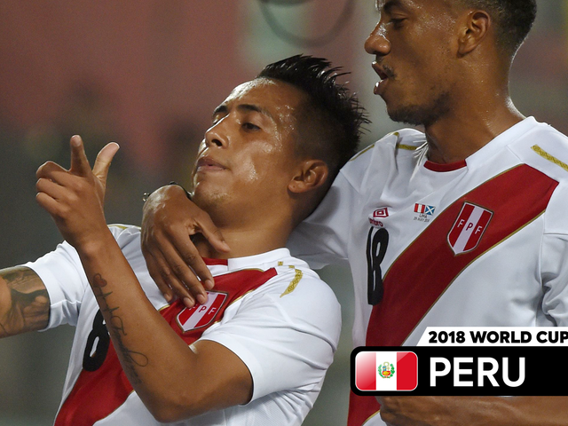 Peru Just Might Have Enough To Make This Their Lucky Year