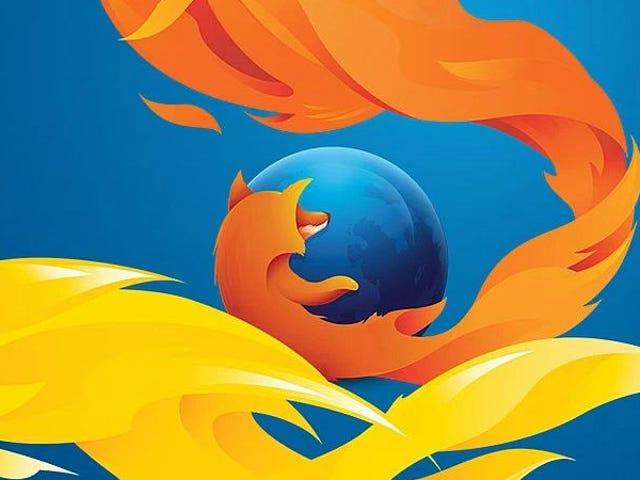 Efter Blowback vil Firefox flytte Mr. Robot Extension til Store