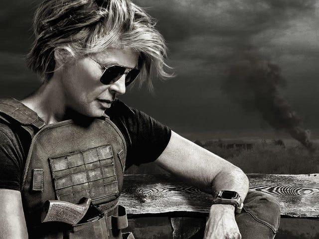 James Cameron a regardé les 3 derniers films de Terminator pour découvrir ce qu'il ne fallait pas faire avec Dark Fate