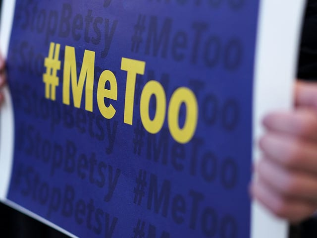 A Woman in Missouri Was Raped Hours After Attending a #MeToo Rally
