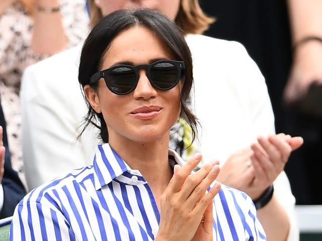 Herenigd? Meghan Markle zal naar verwachting naar Wimbledon gaan om Serena Williams te steunen